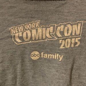 Shirts - Stitchers New York Comic Con panel T-shirt, Large